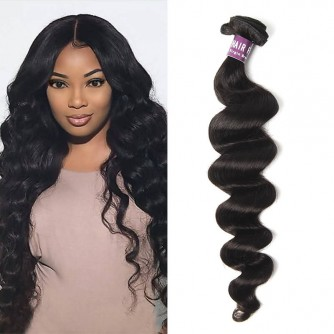 Peruvian Loose Curly Hair Bundles