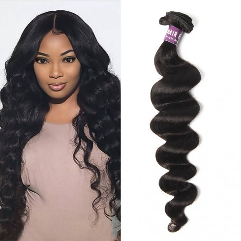 Peruvian Loose Curly Hair Bundles