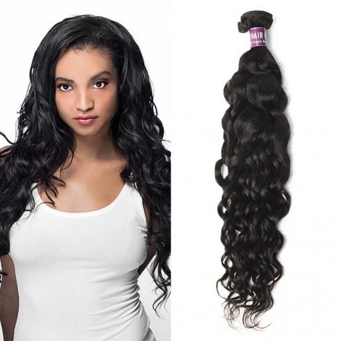 Peruvian Natural Wave Hair Bundles