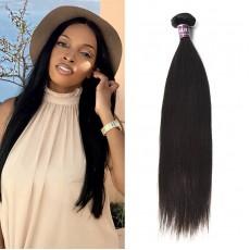Brazilian Straight Virgin Hair Weave