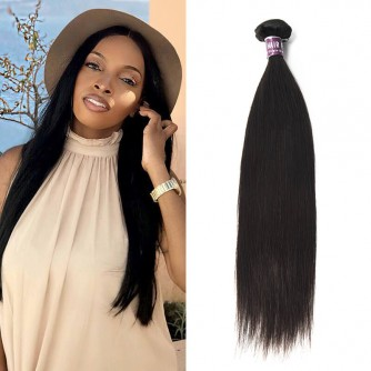 Indian Straight Virgin Hair Weave