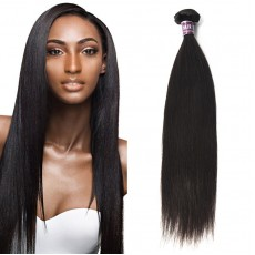 Peruvian Straight Virgin Hair Weave