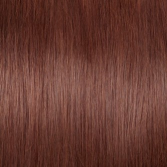 Straight 33# Dark Auburn U Tip Hair Extensions