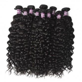 Brazilian Virgin Hair Water Wave Weave