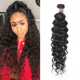 Indian Virgin Water Wave Hair Weave