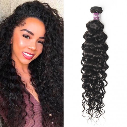Malaysian Virgin Hair Water Wave Weave