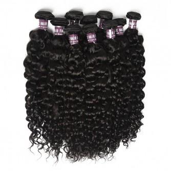Malaysian Virgin Hair Water Wave Weave